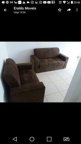 Sofa na promocao apenas R$529 direto da fabrica para voce! - Foto 5