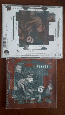 Cds das bandas Pixies, Sonic Youth,Pavement e Grandaddy - Foto 2