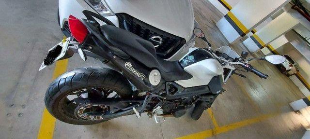 Bmw f800r 2011 r$ 22.000 - Foto 2