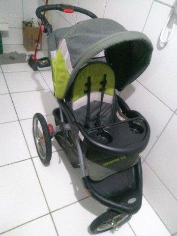 Carrinho de bebê (Baby Trend) - Foto 3