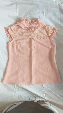 Blusa rosa P