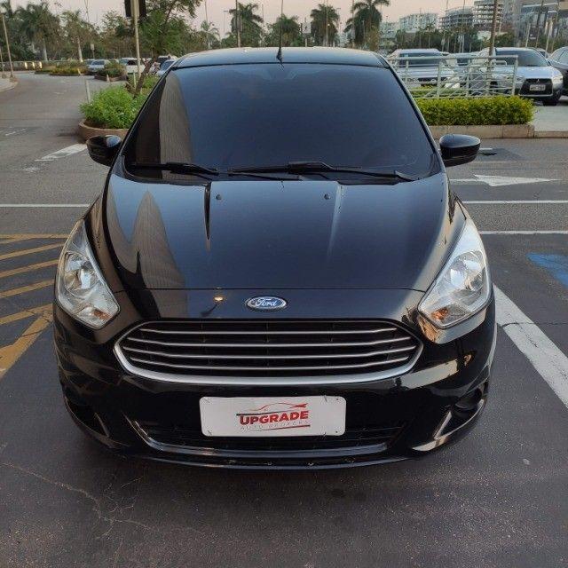Ka Sedan 1,5 SE 2018 baixa km Entr+Parc R$799,22
