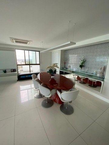 Hh1319  Setubal, apto 174m, 4 quartos, 3 suites,  3 vagas, 16´andar, $7300 tudo incluso - Foto 18