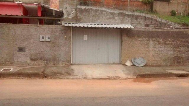 Edinaldo Santos - Nova Era II casa de 2/4 com garagem ref 6329