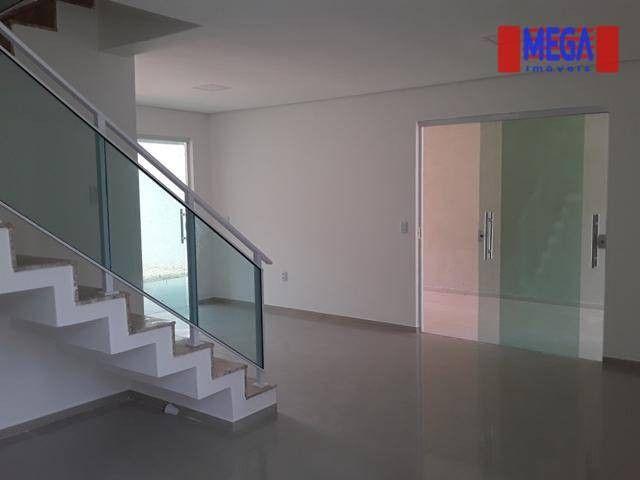 Casa com 3 dormitórios para alugar, 160 m² por R$ 3.200,00/mês - Urucunema - Eusébio/CE - Foto 6