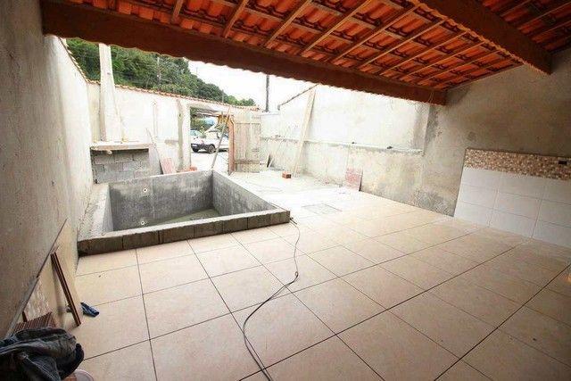 Casa com 2 dorms, Vera Cruz, Mongaguá - R$ 315 mil, Cod: 19
