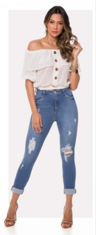 Calça jeans no atacado - Foto 3