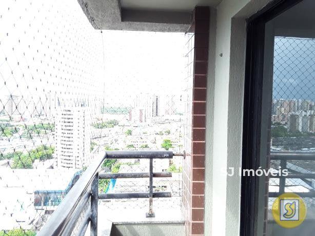 Apartamento para alugar com 4 dormitórios em Varjota, Fortaleza cod:19671 - Foto 11