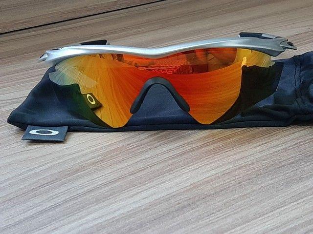 Vendo Oculos Oakley novo, sem uso, comprado na Luxottica - Foto 6