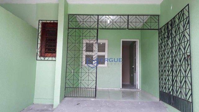 Casa com 1 dormitório para alugar por R$ 600,00/mês - Conjunto Ceará - Fortaleza/CE - Foto 4