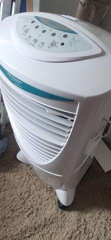 Climatizador e umidificador Polishop - Foto 2