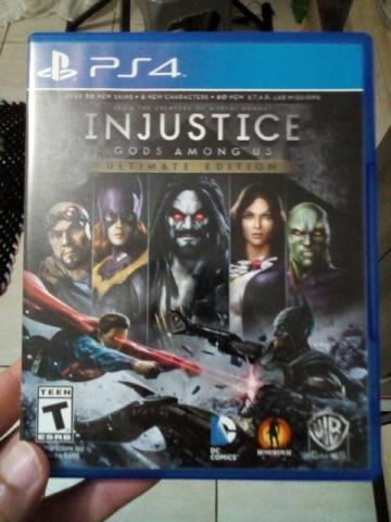 Injustice - Ultimate Edition - PS4