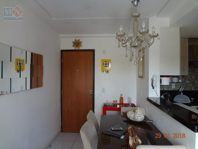 Vendo Apartamento Residencial Celina Guimarães 160.000 com móveis projetados da Criare