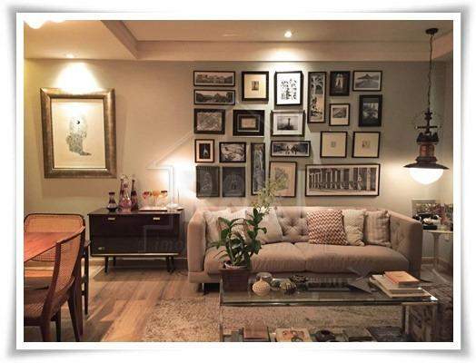 AP0107- Excelente apartamento com fino no Edifício Guaymas