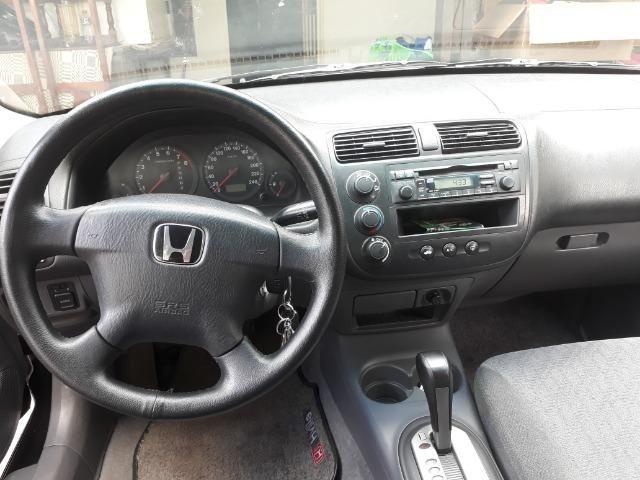 Elegant Honda Civic Lx 1.7/16V Automático