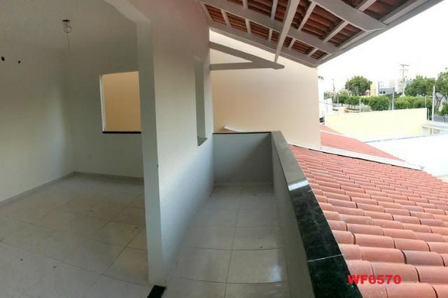 Casa duplex nova com 4 suítes, 3 vagas de garagem, 170m², sala 3 ambientes, Sapiranga - Foto 10