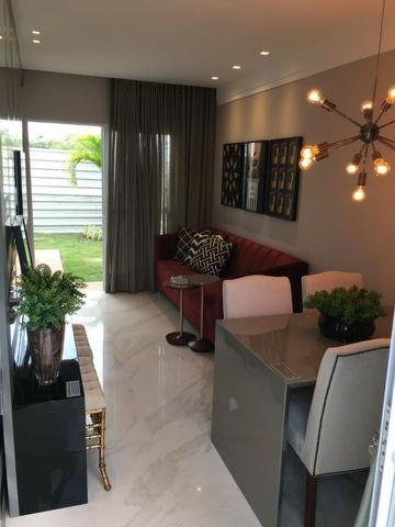Casas de 3\4 com lage e suite Condomínio clube, localizado no bairroSim, Av. Artêmia pires