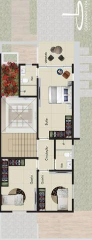 Condomínio Park Ville Residence Prive, pronta p morar, excelente acabamento - Foto 4