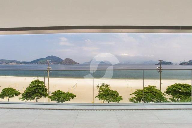 The On2 - Apartamento frente mar com 372 m² com 4 suítes e 5 vagas