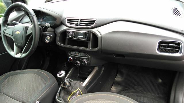 Onix LT 1.0 Comp + Airbag + ABS 2013 - Foto 10
