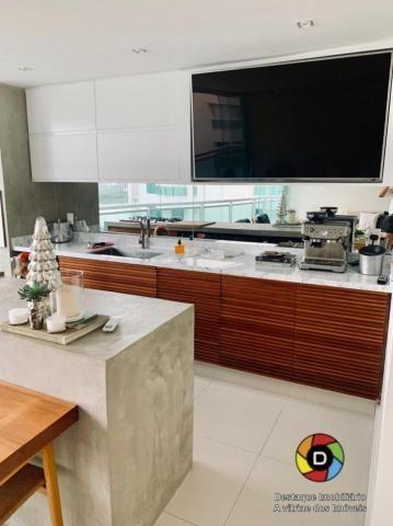 Apartamento à venda de 4 quartos no fontvieille na península, barra, rj. - Foto 4
