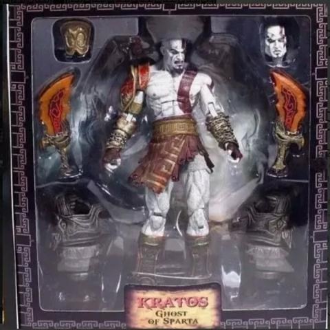 Boneco god of war (lacrado) - Foto 3