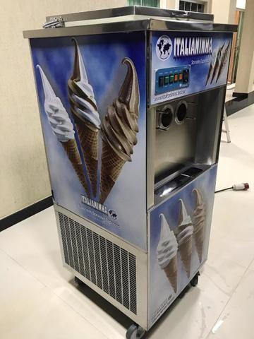 Máquina de sorvete italianinha - Foto 2