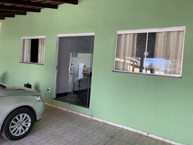 Casa de 2 quartos sendo 1 suite, laje no Setor de Mansões de Sobradinho - Foto 12