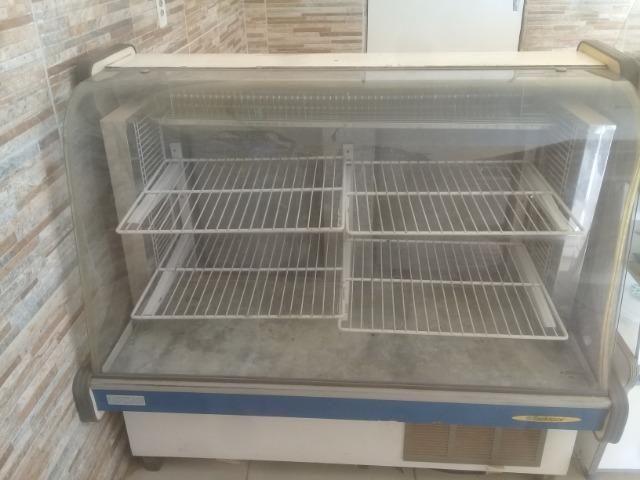Maquinário de padaria e balcões - Foto 2