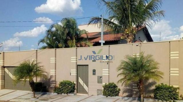 Casa com 3 quartos à venda, 242 m² por r$ 599.000 - parque das paineiras (1,2,3 e 4 etapa)