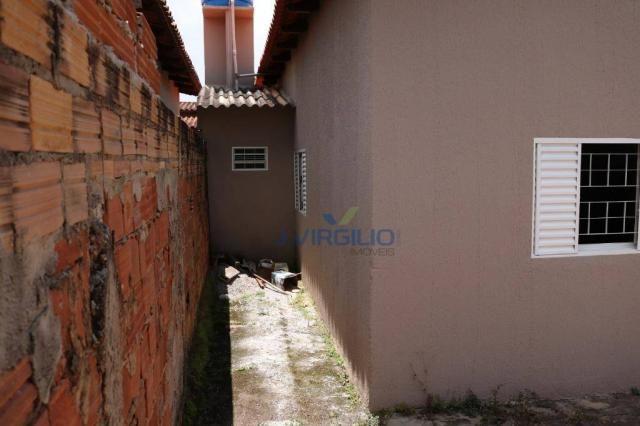 Casa com 3 dormitórios à venda, 150 m² por R$ 210.000 - Residencial Privê Norte - Goiânia/ - Foto 9