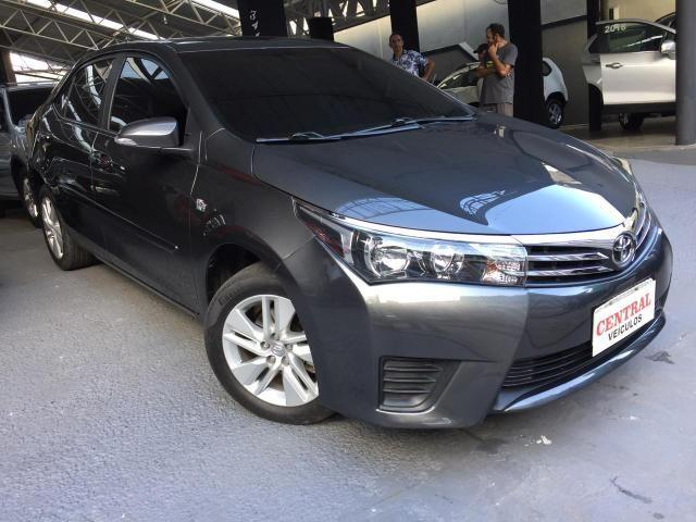 Toyota corolla gli upper 1.8 at 2016/2016