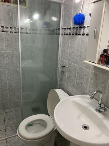 Casa de 2 quartos sendo 1 suite, laje no Setor de Mansões de Sobradinho - Foto 10
