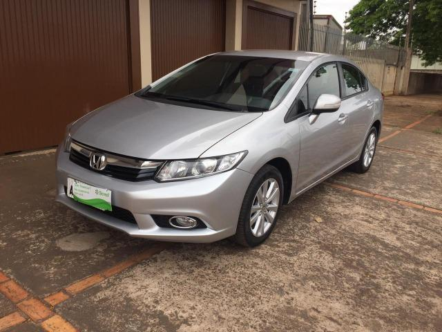 Honda/Civic LXR 2.0 flexone (automático) completo