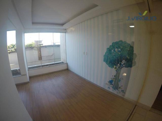 Apartamento residencial à venda, Parque Amazônia, Goiânia. - Foto 10