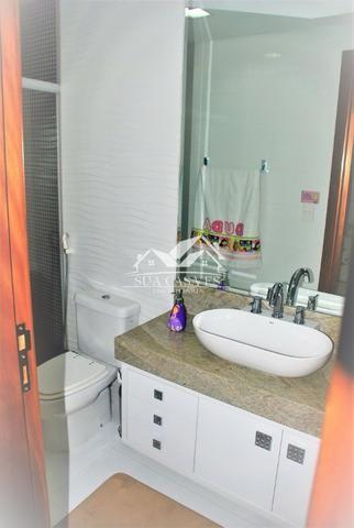Ótima Mansão Duplex com 4 suítes, possui Hidro e Closet. Cond. Boulevard Lagoa - Foto 9