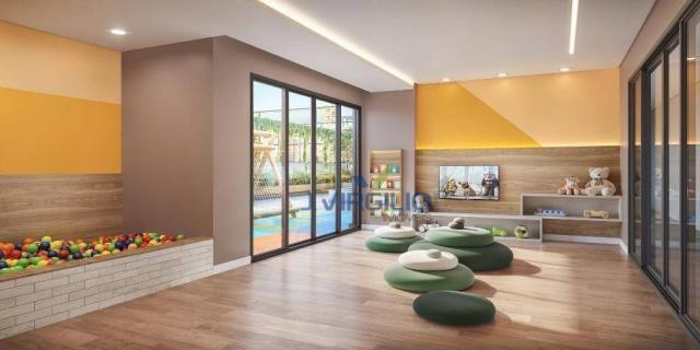 Apartamento com 3 dormitórios à venda, 119 m² por r$ 565.250 - setor bueno - goiânia/go - Foto 10