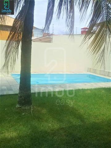 Casa no Parque 10, 3 quartos sendo 1 suíte, edícula com piscina - Foto 12