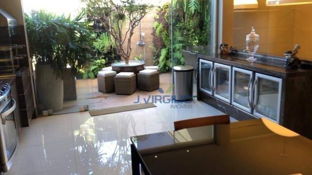 Apartamento triplex com 4 dormitórios à venda, 400 m² por r$ 1.399.000,00 - setor nova sui - Foto 5