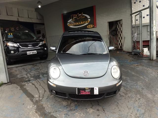 Volkswagen New Beetle Automático Teto Solar - Foto 2
