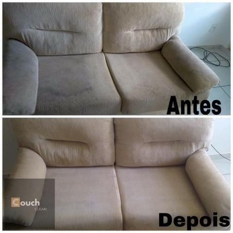 Limpeza a seco de sofá - Foto 2