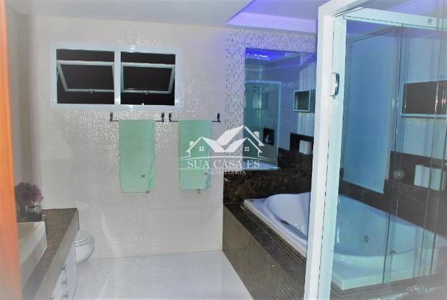 Ótima Mansão Duplex com 4 suítes, possui Hidro e Closet. Cond. Boulevard Lagoa - Foto 13