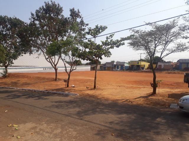 Lote de 250 m² de frente a praça serve como residencial e comercial no madre germana 2 - Foto 4