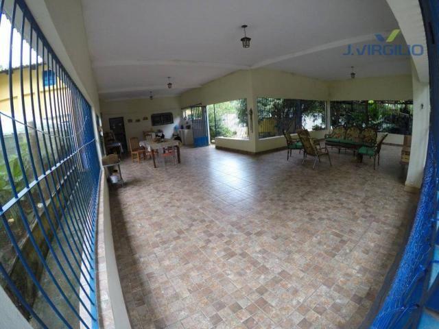 Chácara com 3 dormitórios à venda, 20000 m² por R$ 500.000
