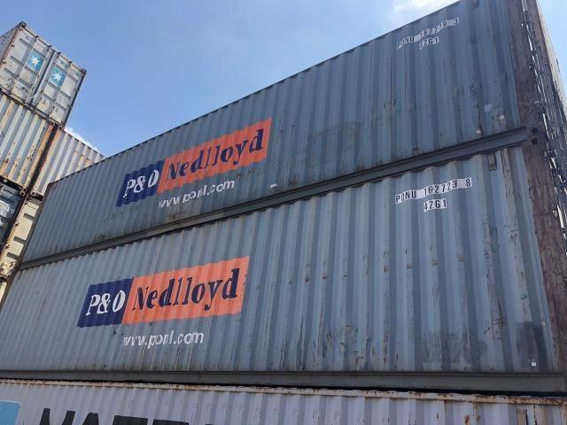 Container Maritimo a venda - Foto 5