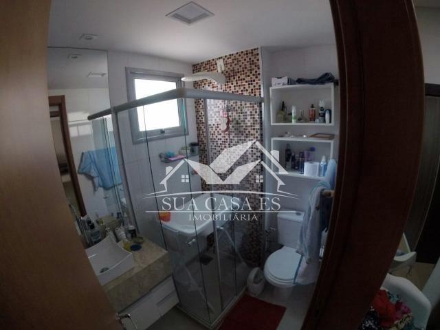 GM Apartamento à venda com 3 dormitórios em Colina de laranjeiras, Serra - Foto 14