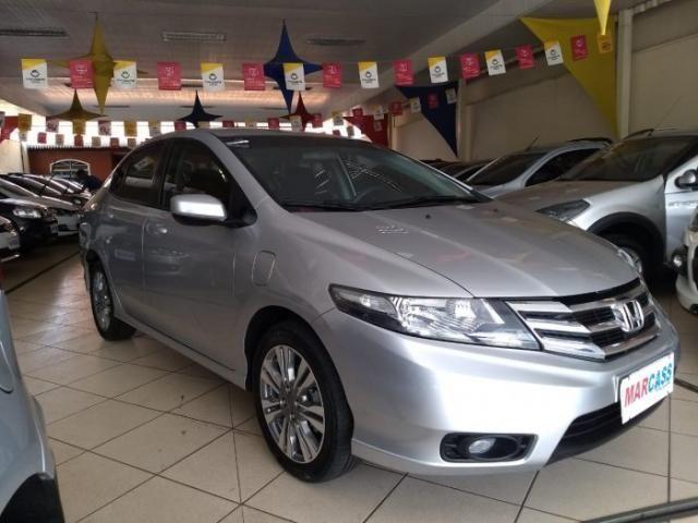 Honda city 2014 1.5 lx 16v flex 4p automÁtico - Foto 4