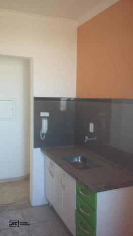 Apartamento residencial para locação, jardim santa esmeralda, hortolândia. - Foto 3
