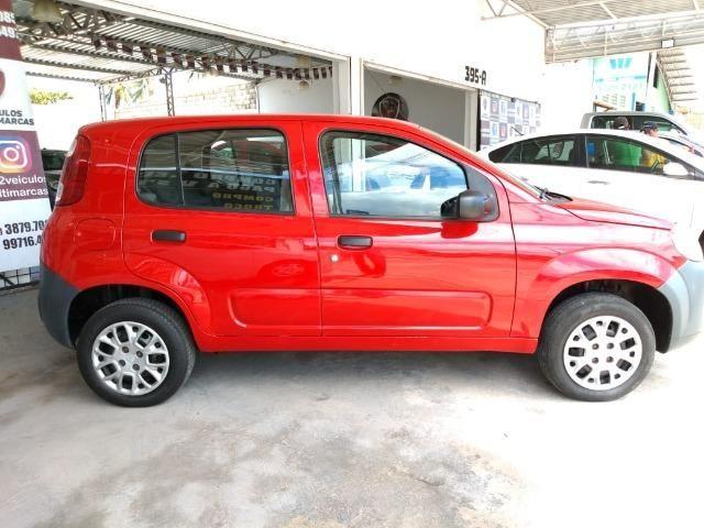 Fiat uno vivace 2012 ,1.0 4 portas completo revisado e com garantia!