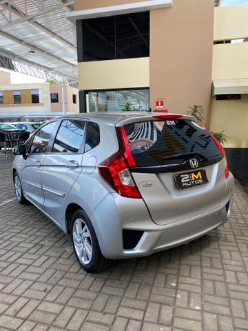 Honda Fit LX 1.5 flex Aut 2014/2015 Blindado! - Foto 2